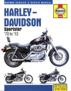 Harley-Davidson Sportster Service & Repair Manual (70 – 13)