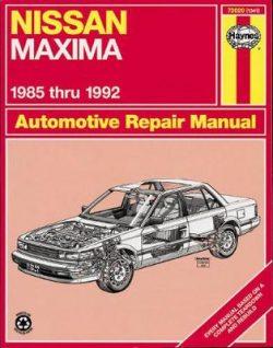 Nissan Murano Automotive Repair Manual: 2003-2014