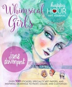 Whimsical Girls: Fun Inspiration and Instant Creative Gratification