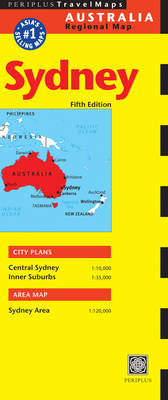 Sydney Periplus Travel Map
