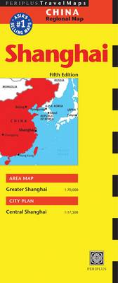 Shanghai Travel Map