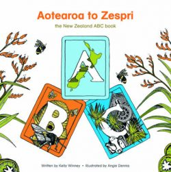 Aotearoa to Zespri: The New Zealand ABC Book