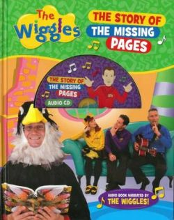 The Wiggles Book & CD – the Story of the Missing Pages