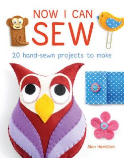 Now I Can Sew: 20 Hand-Sewn Projects to Make