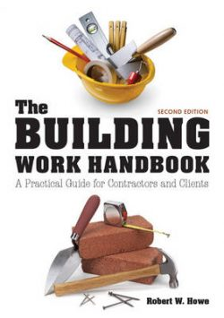 The Building Work Handbook: A Practical Guide for Contractors and Clients