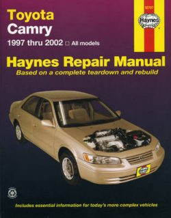 HM Toyota Camry SXV20 MCV20 1997-2002