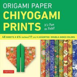 Origami Paper: Chiyogami Prints