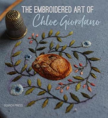 Embroidered Art Of Chloe Giordano