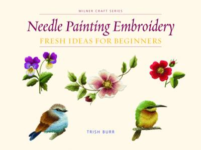 Needle Painting Embroidery: Fresh Ideas for Beginners