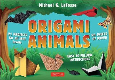 Origami Animals: 32 Projects for All Skill Levels