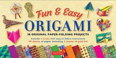 Fun & Easy Origami: 30 Original Paper-Folding Projects
