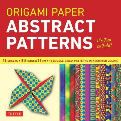 Origami Paper: Abstract Patterns