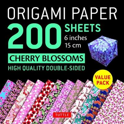 "Made in Japan Japanese Origami Paper 6/"" Insect Bugs w// Instruction 12 Sheets"