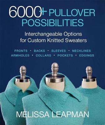 6000+ Pullover Possibilities: Interchangeable Options for Custom Knitted Sweaters