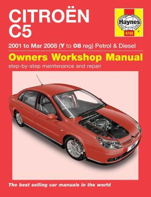 Citroen C5 2001-2008 Repair Manual