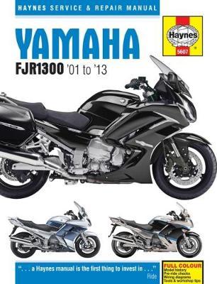Yamaha FJR1300 2001-2013 Repair Manual