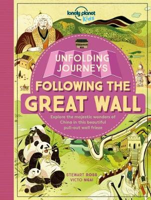 Unfolding Journeys – Following the Great Wall