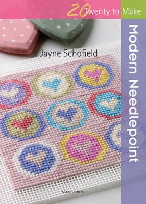 Twenty to Make: Modern Needlepoint