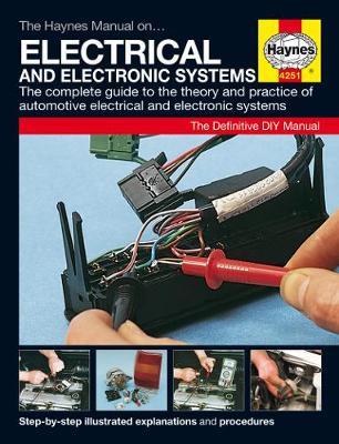 Haynes Car Electrical Systems Manual