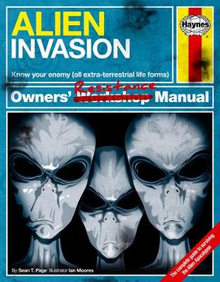Alien Invasion Survival Manual: A step-by-step guide for humanity