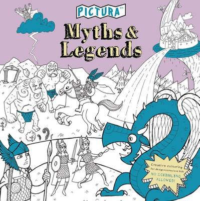 Pictura Creative Kids – Myths & Legends