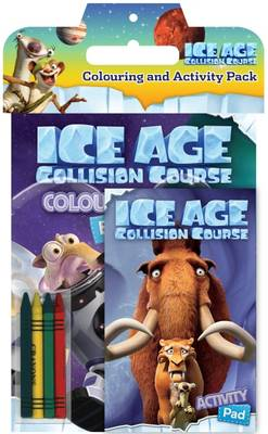 Ice Age 5 Colouring & Activity Pack