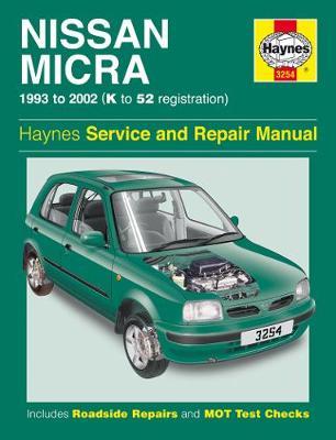 Nissan Micra K11 1993-2002 Repair Manual