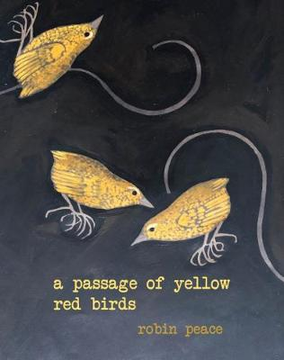 Passage Of Yellow Red Birds A