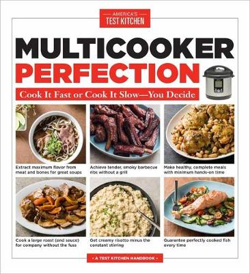 Multicooker Perfection: Cook Cook It Fast or Cook It Slow-You Decide