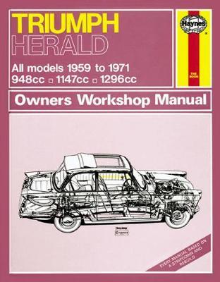 Triumph Herald 1959-1971 Repair Manual