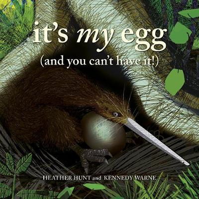 It's my Egg (and you can't have it!) PB
