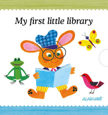 Alain Gree: First Little Library