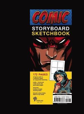 Comic Storyboard Sketchbook