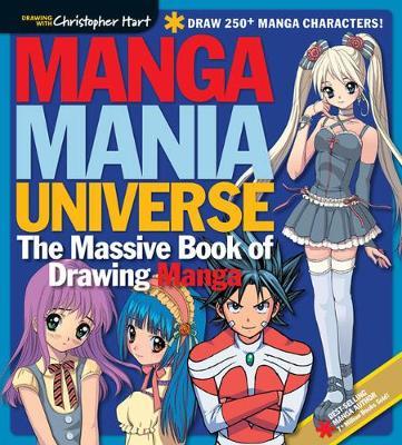 Manga Mania Universe: The Massive Book of Drawing Manga