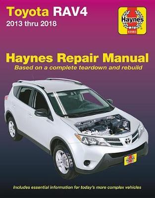 Toyota RAV4 ASA44R 2013-2018 Repair Manual