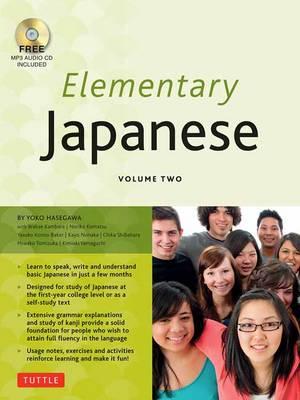 Elementary Japanese: Volume 2