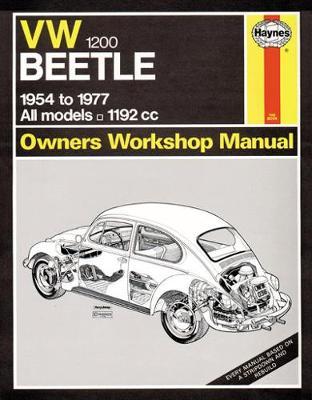 VW Beetle 1954-1977 Repair Manual