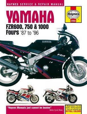 Yamaha FZR600 1989-1996, FZR750 1987-1988 & FZR1000 1987-1995 Repair Manual