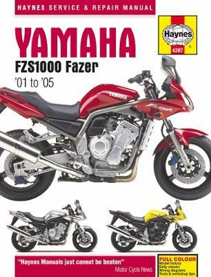 Yamaha FZS1000 Fazer 2001-2005 Repair Manual