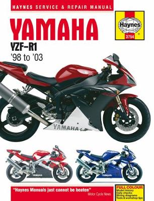 Yamaha YZF-R1 Motorcycle Repair Manual