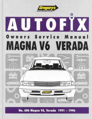 Magna/Veranda V6 (1991-96): Magna V6 Verada 1991-1996