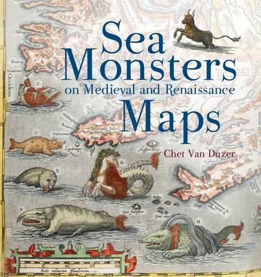 Sea Monsters on Medieval