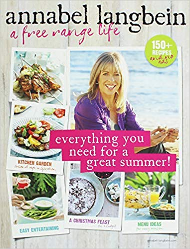 Annabel Langbein: A Free Range Life: Winter Goodness bookazine.