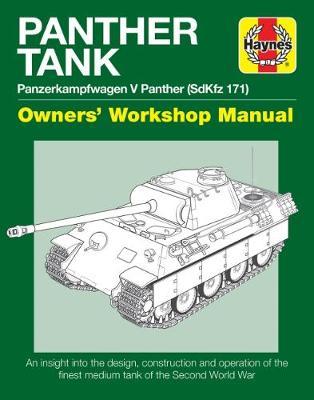 Panther Tank Manual: Panzerkampfwagen V Panther (SdKfz 171)