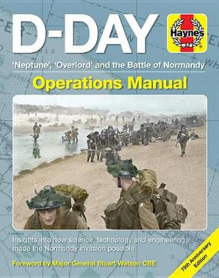 D-Day Operations Manual: 75th anniversary edition