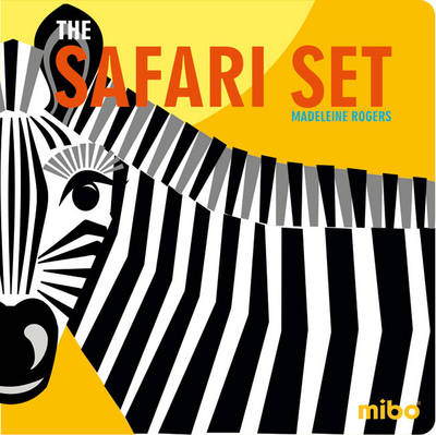 Mibo: The Safari Set (Board Book)