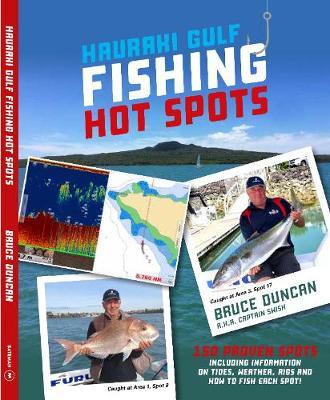 Hauraki Gulf Fishing Hot Spots