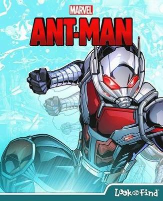 Marvel Ant Man Look & Find