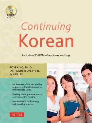 Continuing Korean: Includes CD-ROM of Audio Recordings