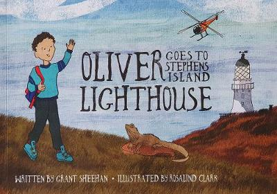 Oliver Goes To Stephens Island Lighthouse